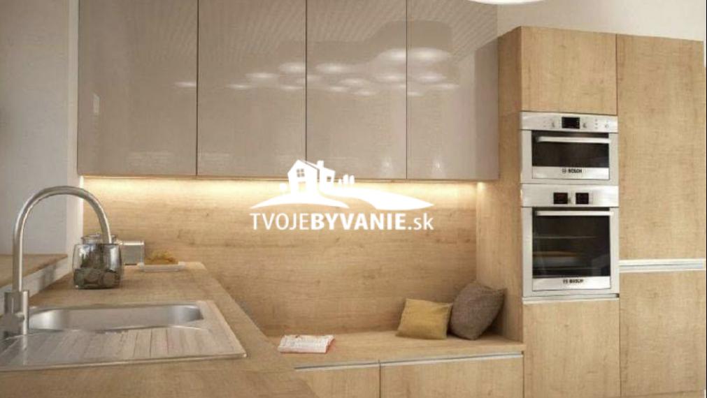 V príprave nový 3 i byt na predaj , Vodárenská ulica, Košice - Sever