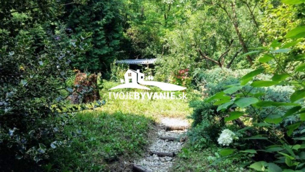 Záhrada na Vyšnom Opátskom