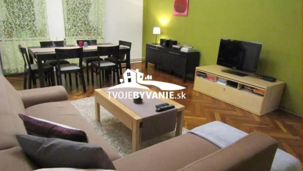 2 izb. tehlový byt - Košice - Staré mesto, Bajzová