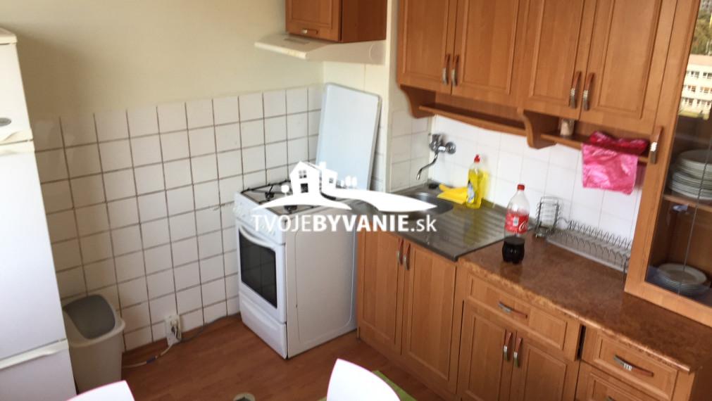 Ponúkame na predaj 3-izb. byt na Rosnej ulici v Košiciach