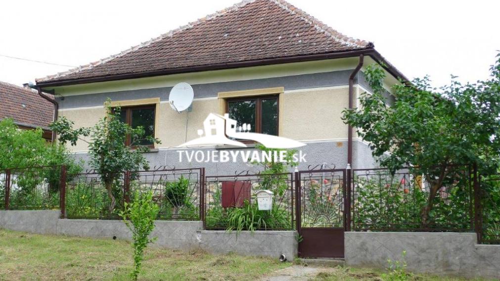 Rodinný dom Maďarsko-Nyiri, 25 km od Košíc , znížená cena !!!