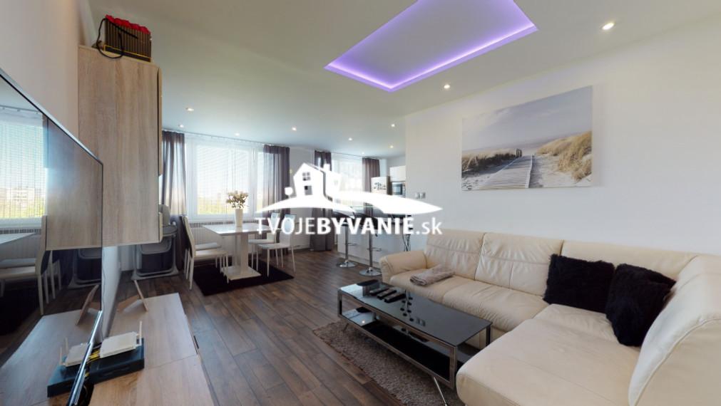 Krásny a moderný 3-izbový byt Košice Terasa, Lesnícka ul.