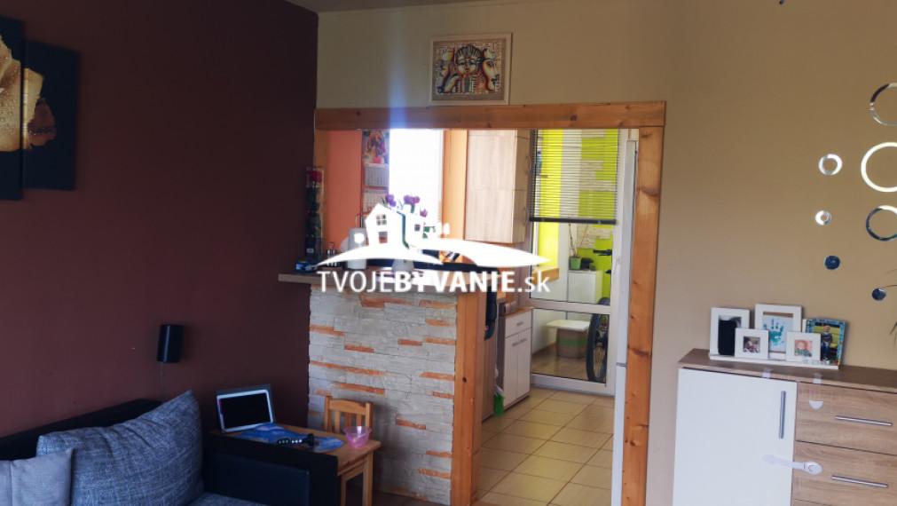 Na predaj 3 izbový byt v tichej lokalite ul. Krupinská
