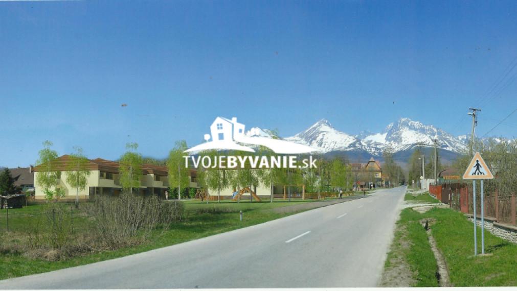 Pozemok s budovou na predaj v obci Štôla vo Vysokých Tatrách