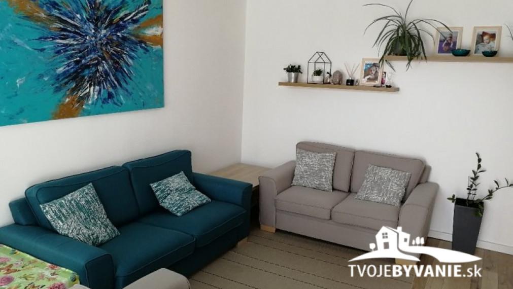 3 izbový zrekonštruovaný byt Nad jazerom - Donská