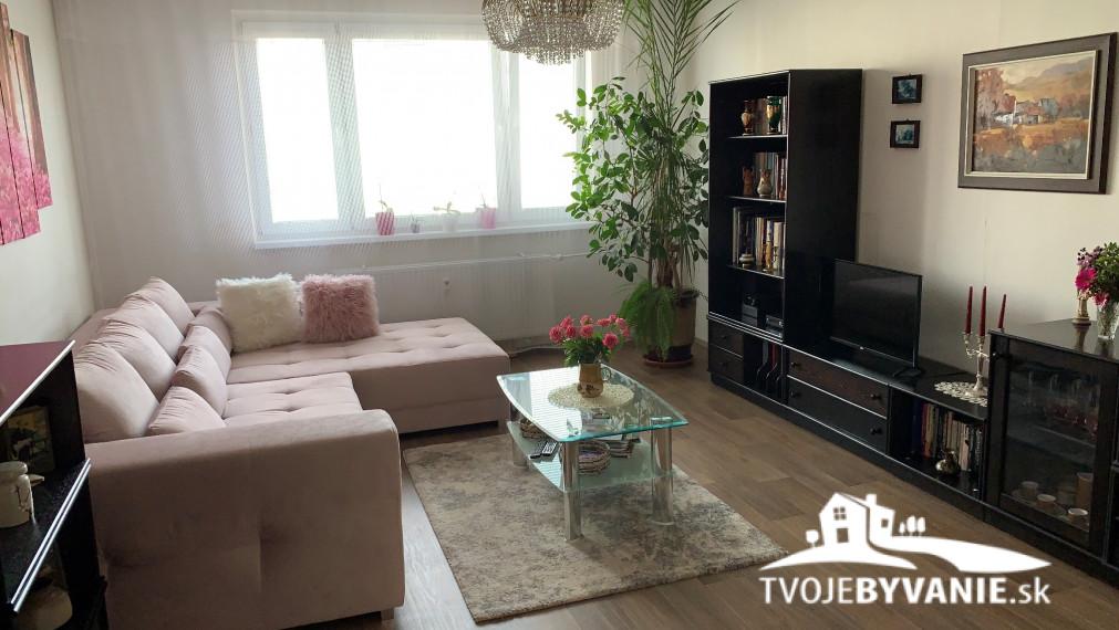 4 izbový byt, Titogradská ulica, sídlisko KVP, Košice